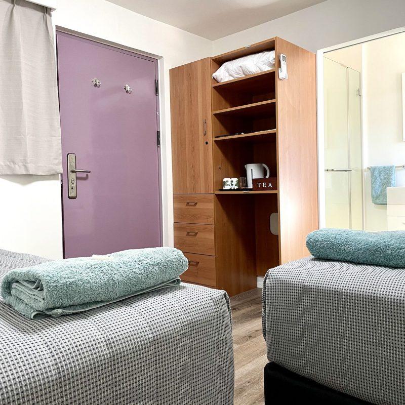 Hellton's room Single